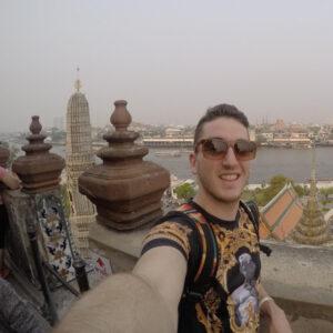 سلفی با جاذبههای تایلند