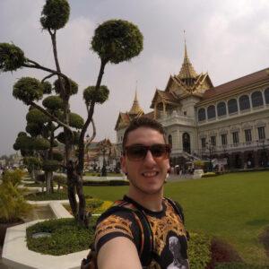 سلفی با دیدنی های تایلند
