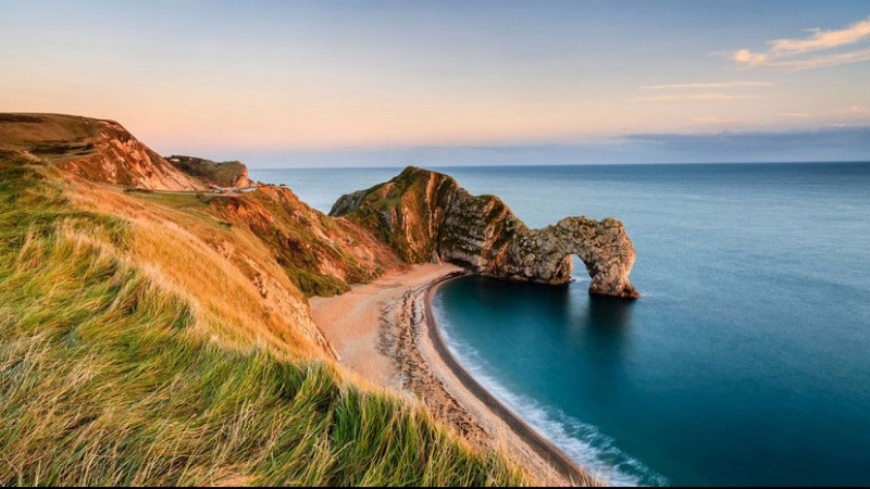 دروازه دردل (Durdle Door)