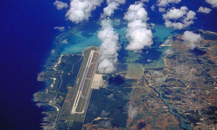 ژاپن-فرودگاه بینالمللی کانسای