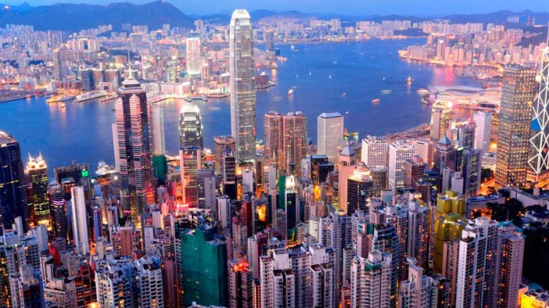 سواحل هنگ کنگ