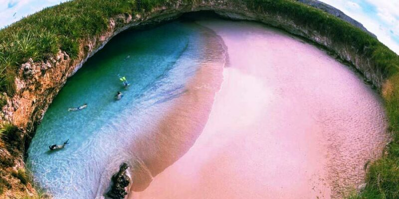 ساحل مخفی