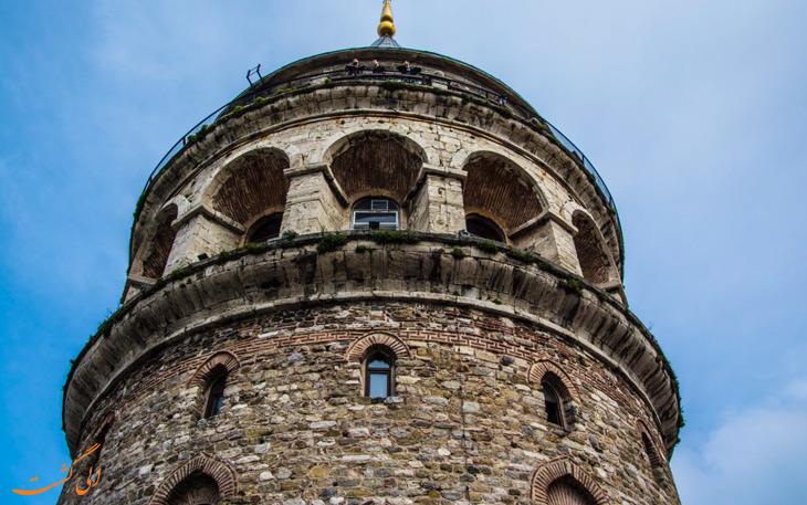 معرفی برج گالاتا در استانبول