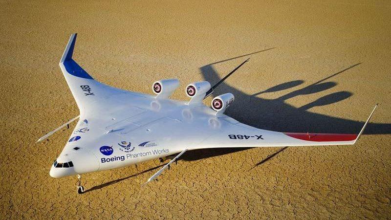 هواپیماهای مدرن آینده