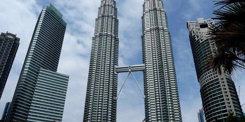 برج های دو قلوی مالزی