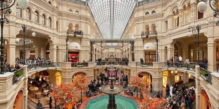 خرید در مسکو