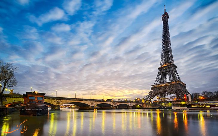 اطلاعات کلی شهر پاریس