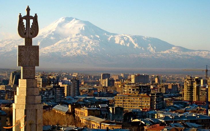 ایروان در ارمنستان
