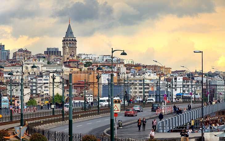 گالاتای استانبول