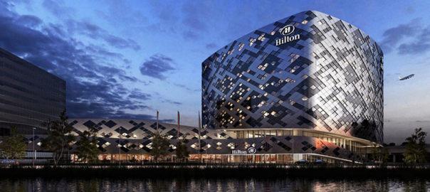 شرکت هتلداری جهانتی هیلتون