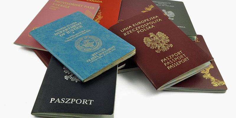 پاسپورت های معتبر دنیا