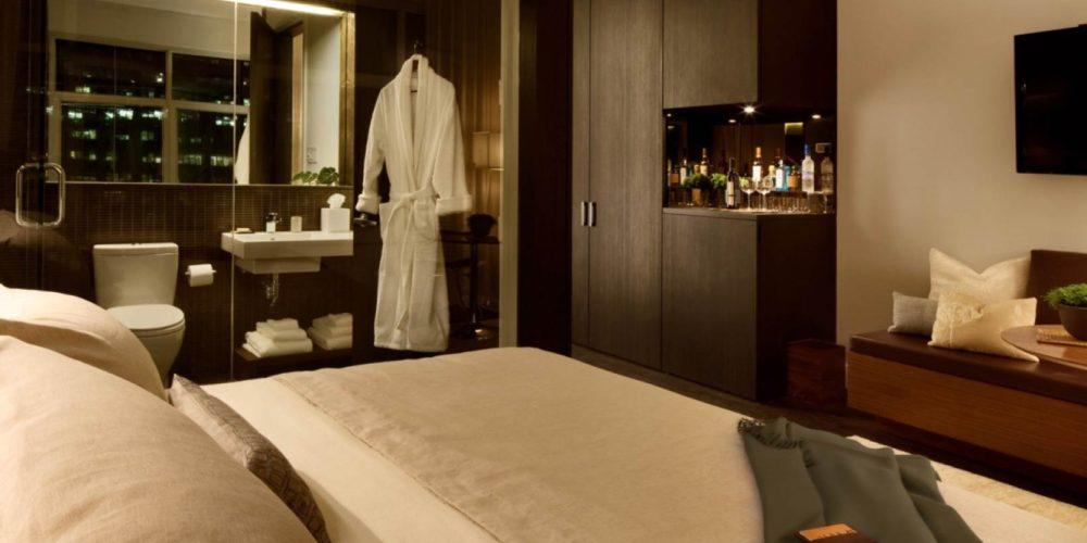 انتخاب بهترین اتاق هتل
