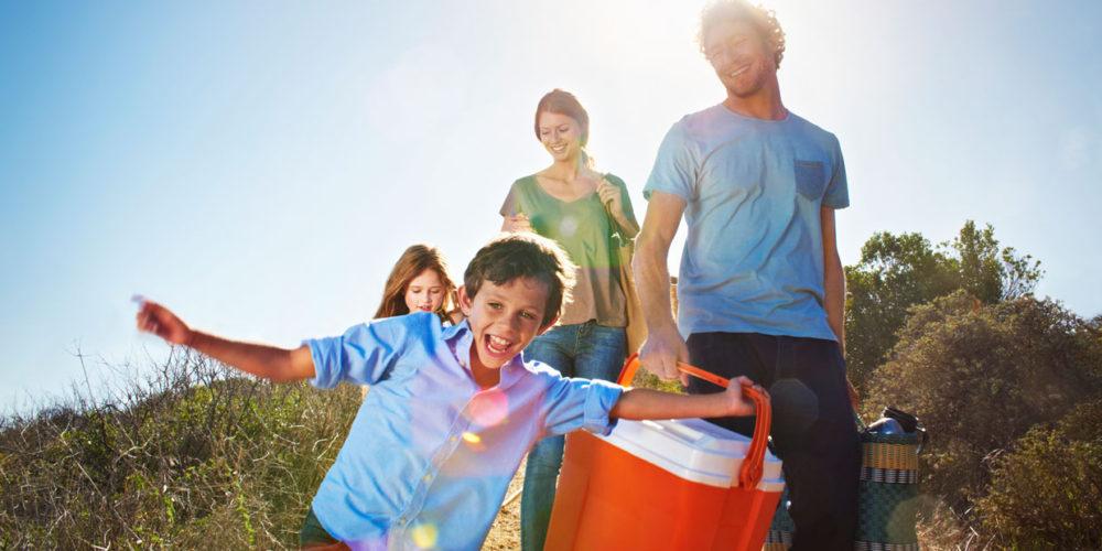 ایده هایی برای مسافرت های خانوادگی