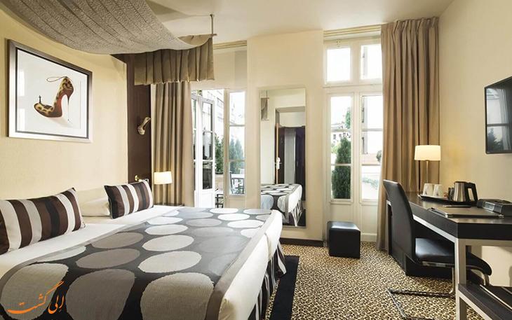 هتل آبا