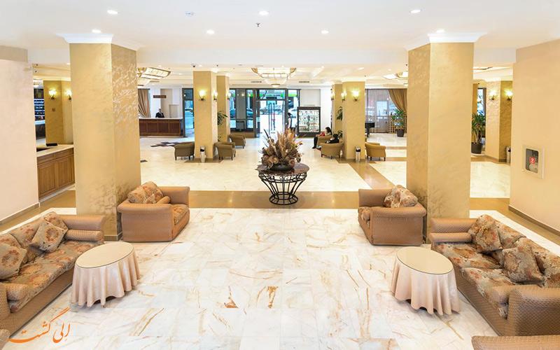 هتل آنی پلازا