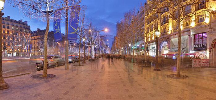 خیابان شانزلیزه