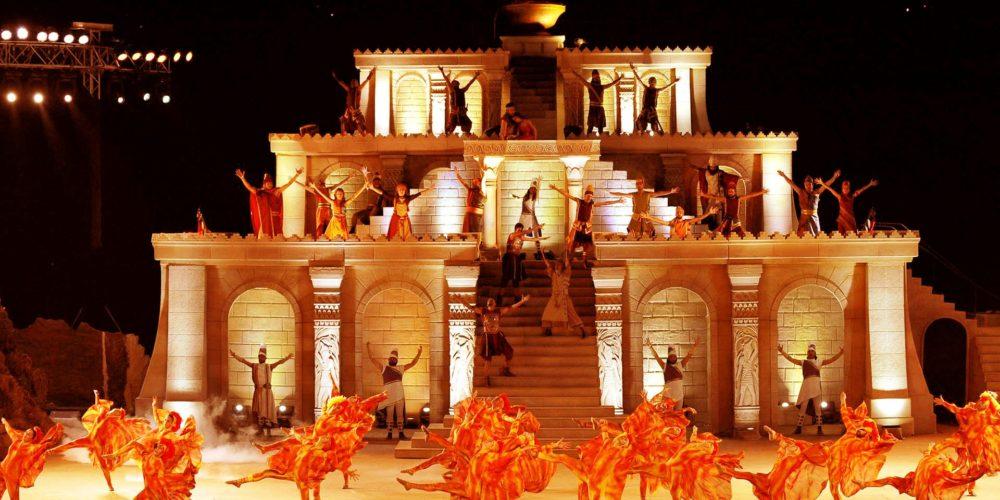 فستیوال و کارناوال در دبی