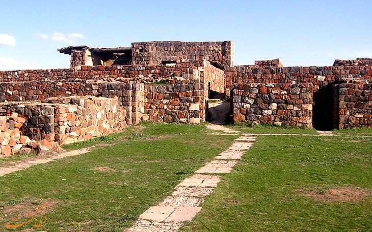 قلعه موزه اربونی