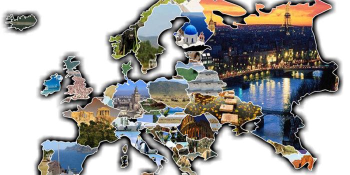 مسافرت به اروپا