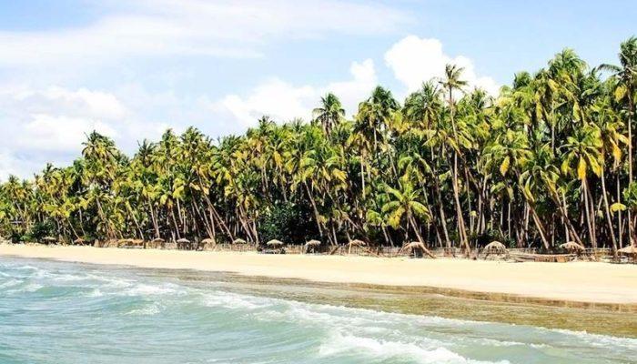 Ngapali ساحل