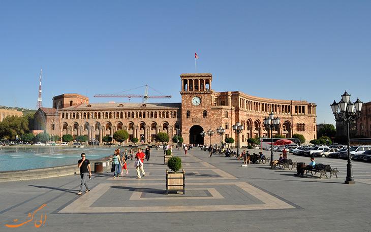 میدان جموری ایروان