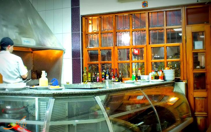 رستوران توپچو