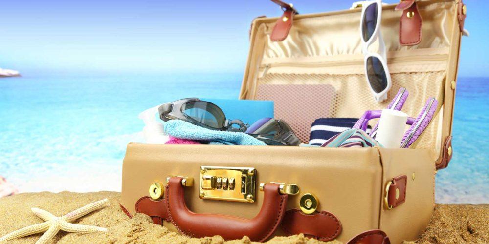 چمدان سفری