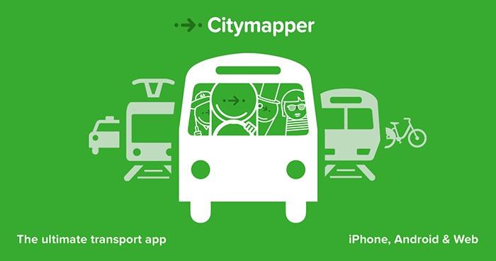اپلیکیشن Citymapper