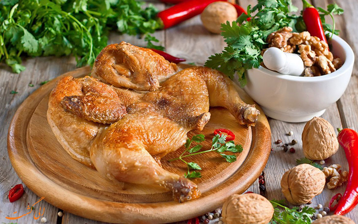 هزینه خورد و خوراک در ایروان