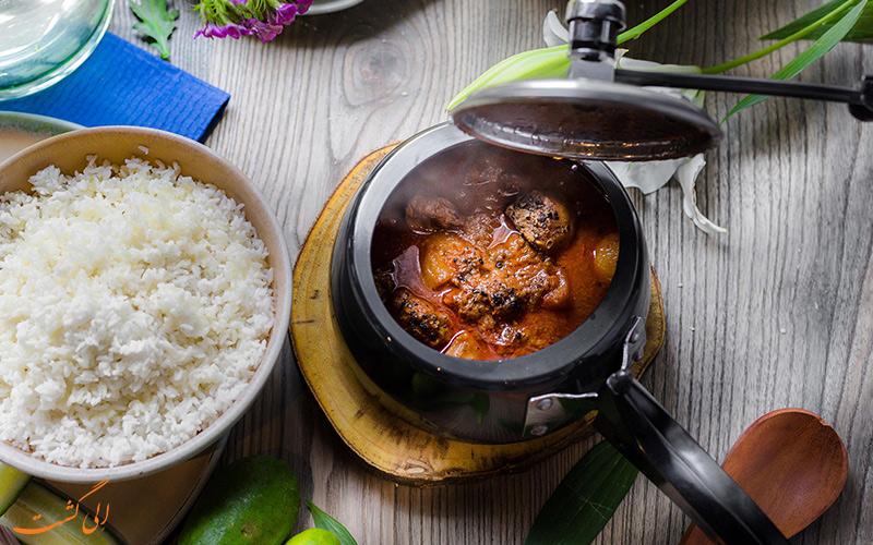 رستوران ایرانی در ایروان