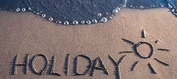 تعطیلات