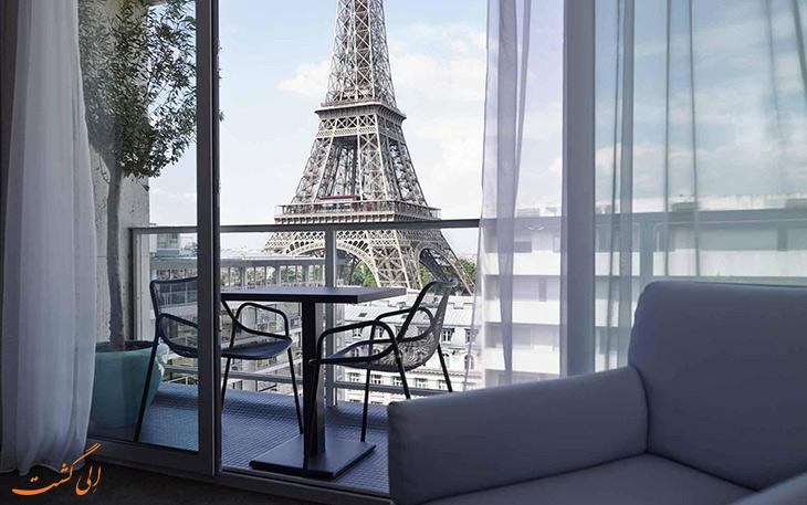 هزینه اقامت در پاریس