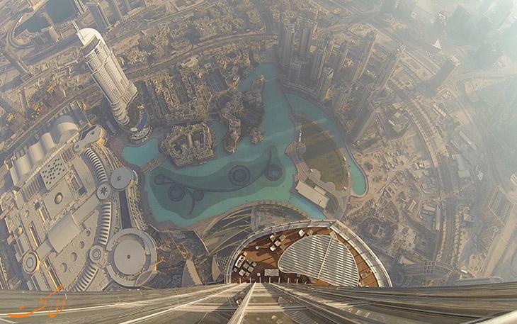 در مورد برج خلیفه