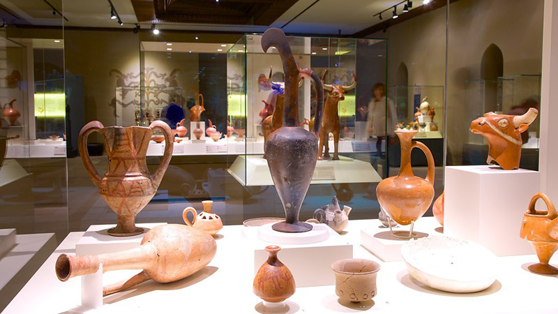 آثاری از موزه تمدن آناتولی