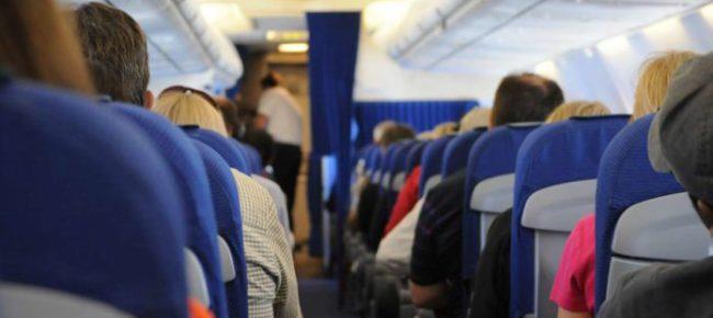 کابین هواپیما
