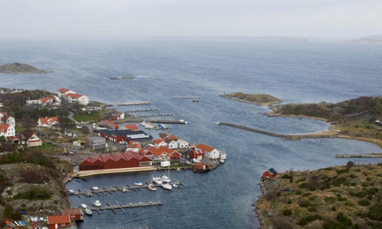 پارک ملی زیردریایی کوسترهیوت (Kosterhavet)
