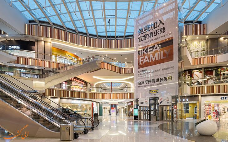 مراکز خرید در کشور چین