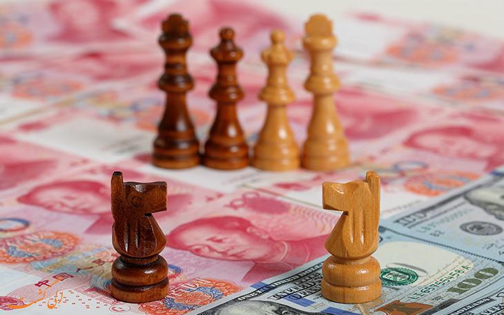 تبدیل نرخ ارز در چینتبدیل نرخ ارز در چین