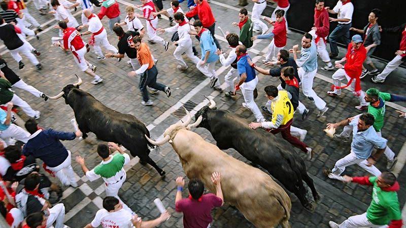 فستیوال های عجیب اسپانیا