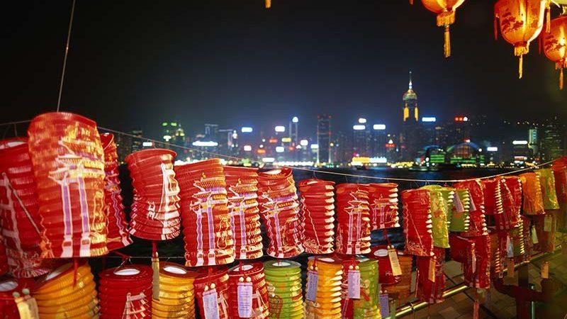 فستیوال پاییز در چین