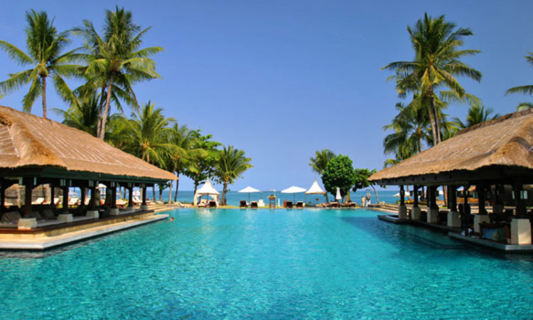 جاذبه های بالی