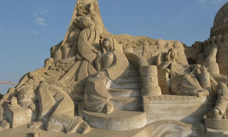 مجسمه های معروف در دنیا