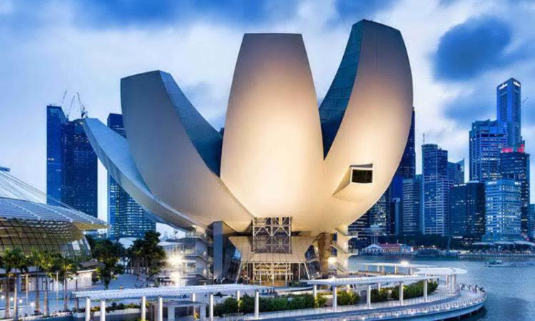 موزه علم و هنر جهان در سنگاپور