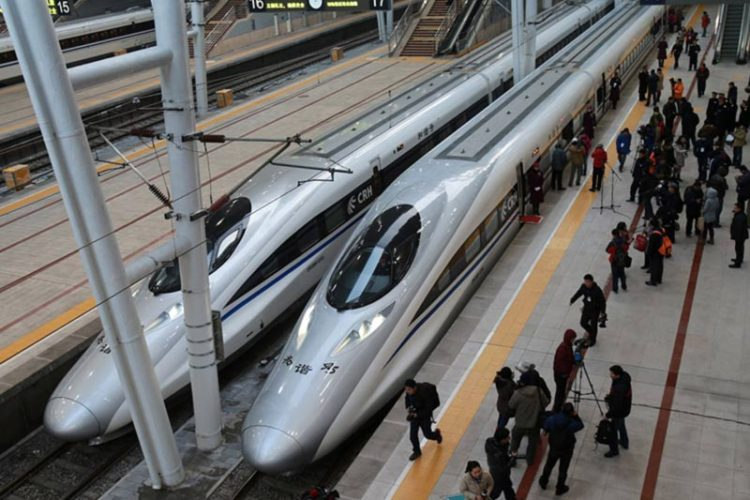متروهای چین