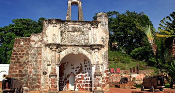 قلعه فورموسا در مالاکا