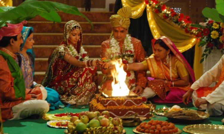 مراسم ازدواج در هند