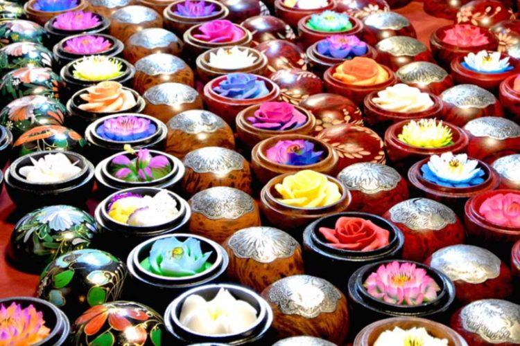 اجناس بازار چیانگ مای