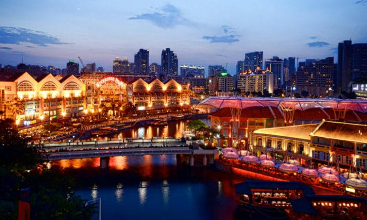 شب های سنگاپور