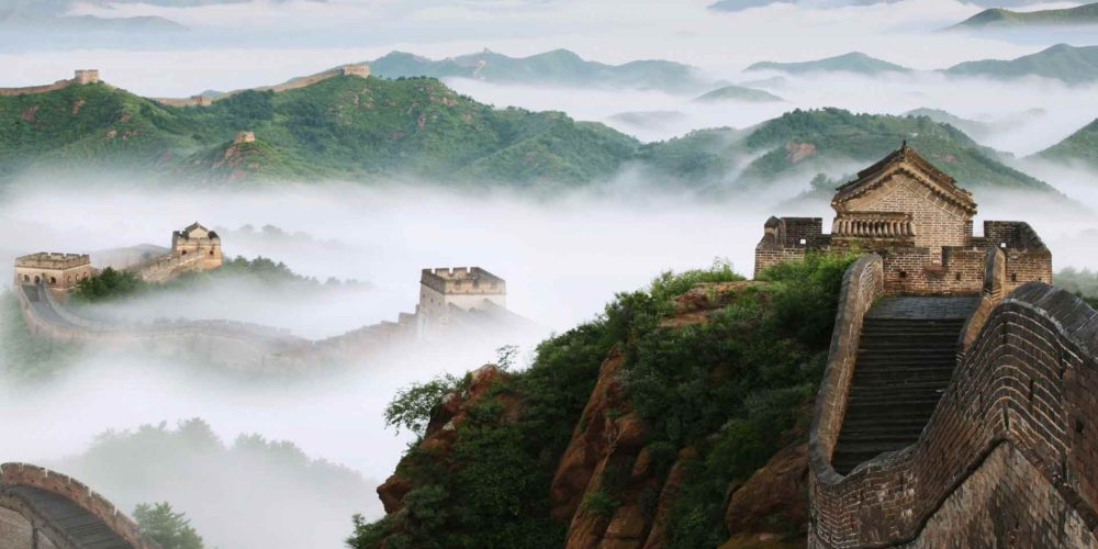 معماری دیوار چین