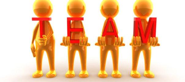 تیم-مدیر و کارمند